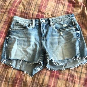 Blanknyc The Essex Jean Shorts Size 26